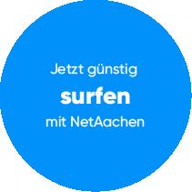 Telefon, TV und Internet von NetAachen